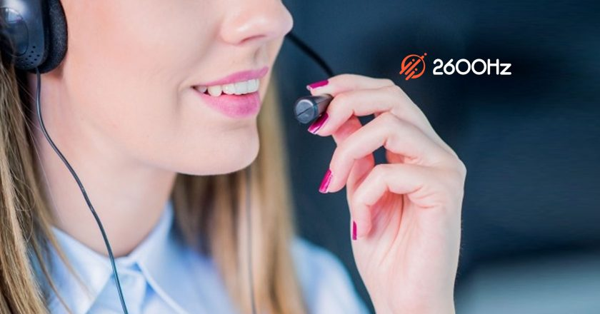 2600Hz Launches Next-Gen Call Center Solution Targeting Personalization of the Customer Experience