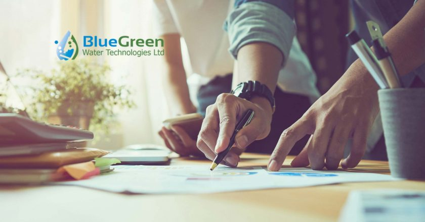 BlueGreen Water Technologies, Ltd, (BlueGreen) Retains The Pollack PR Marketing Group To Lead PR Efforts
