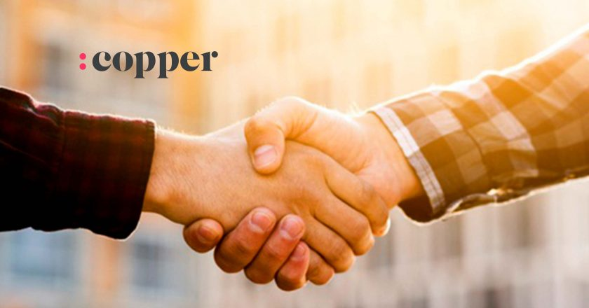 Copper Launches New Partner Program and Hires Olga Lykova as Global Vice President of Partnerships