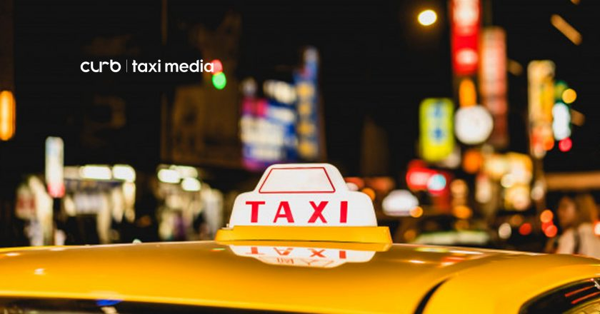 Curb Taxi Media Launches Programmatic 'Smart' Taxi Tops in NYC