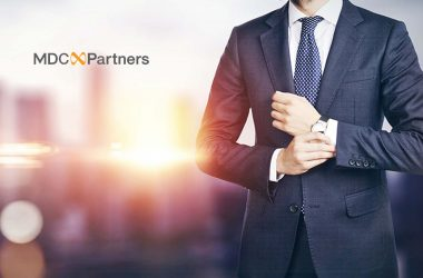 MDC Partners Appoints Wade Oosterman to Board of Directors
