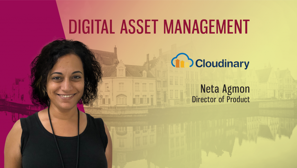 Neta Agmon, Cloudinary