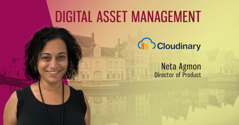 Neta Agmon, Cloudinary