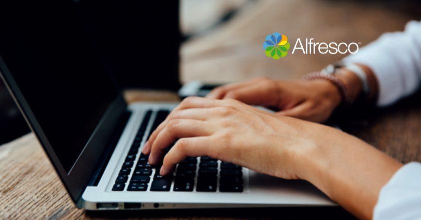 Study Finds Organizations Running Alfresco Digital Business Platform Realize 201% ROI in Three Years