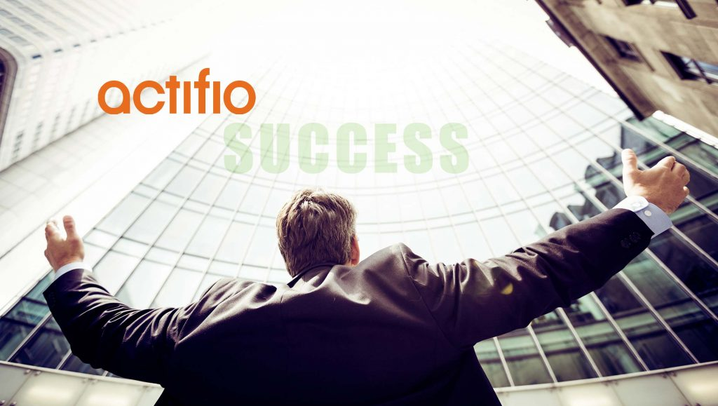 Technology Veteran Bob Leo Joins Actifio as Vice President, Global Professional Services & Customer Success