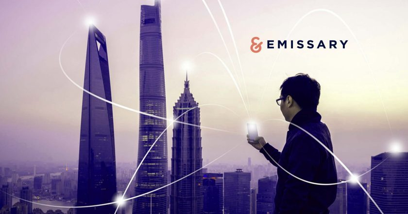 Emissary Announces CEO, Comprehensive Enterprise Sales Solutions
