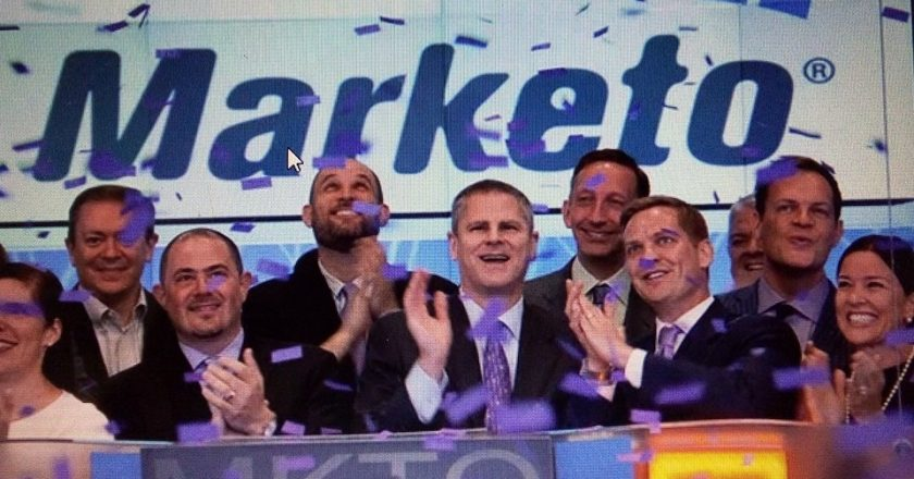 Vista Equity Partners Buys Marketo for $1.8 Billion in Cash; Pips out Microsoft, SAP