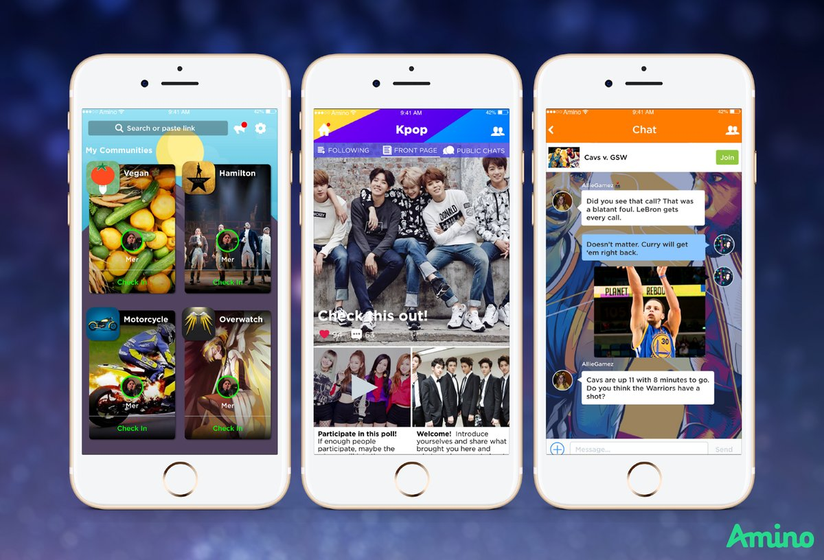 Amino Apps Eyes Expansion Backed By $19.2 Million in Series B Funding