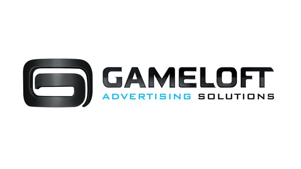 Gameloft Advertising logo