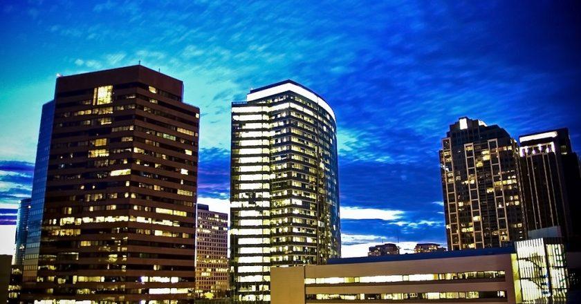 Salesforce's Bellevue Engineering & Innovation Hub Goes Operational