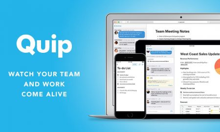 Salesforce's Quip Acquires Designer Studio Unity&Variety; Plans to Build Next-Gen Productivity Tools