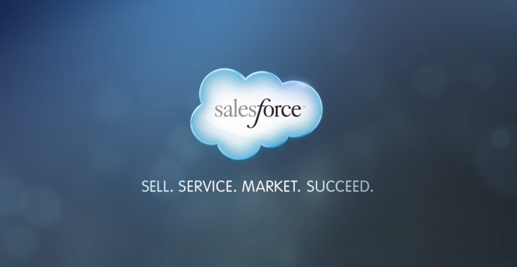 Salesforce Names Simon Mulcahy as the New CMO