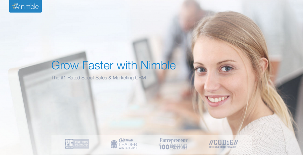 Nimble CRM's New Add-In for Outlook on iOS Will Deliver Unique Social Relationship Insights