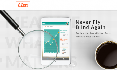 Cien, An AI-Startup Providing Sales Productivity App Scoops $1 Million Seed Funding