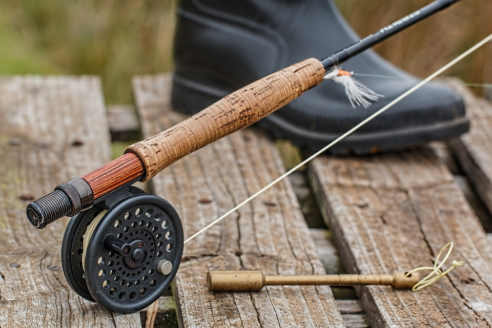 Dovetale unveils first ai based platform to match brand for Trout fishing rod and reel