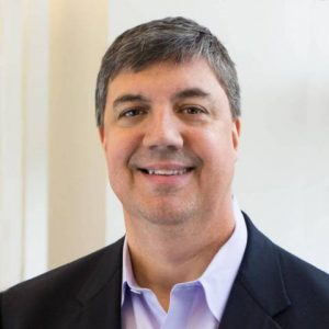 Rod Favaron, CEO of Spredfast
