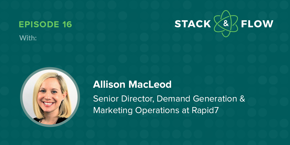 Stack & Flow with Allison MacLeod
