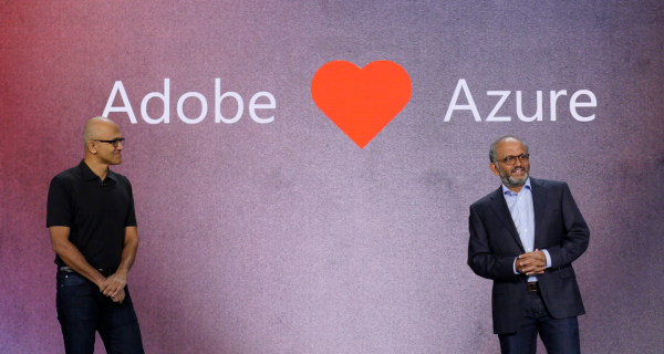 5 Things You Should Know About Adobe and Microsoft Cloud Partnership