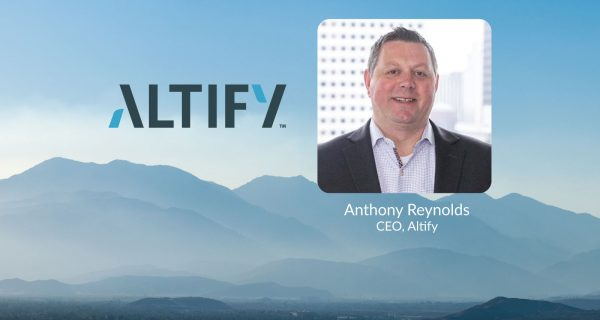 Altify Announces Sales Operations Veteran Anthony Reynolds as New CEO