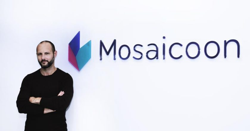 Interview with Luca Di Persio, Head of Global Marketing Communications - Mosaicoon