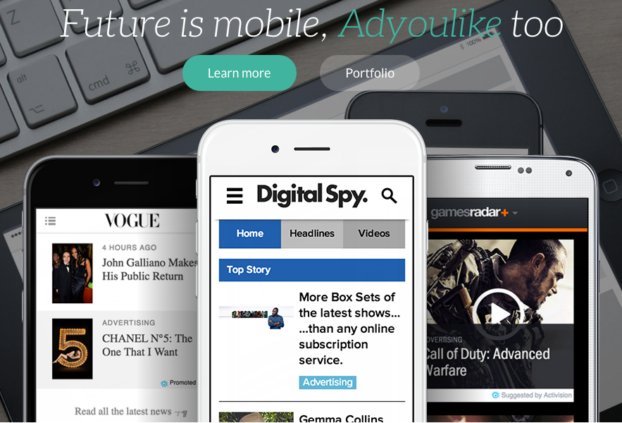 Adyoulike Native Advertising