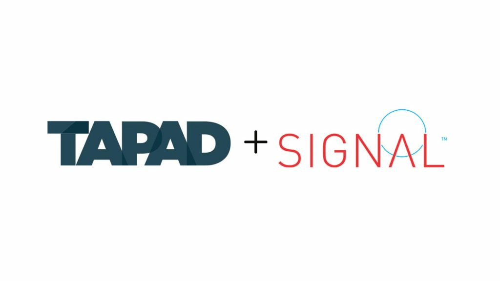 Tapad Signal partnership