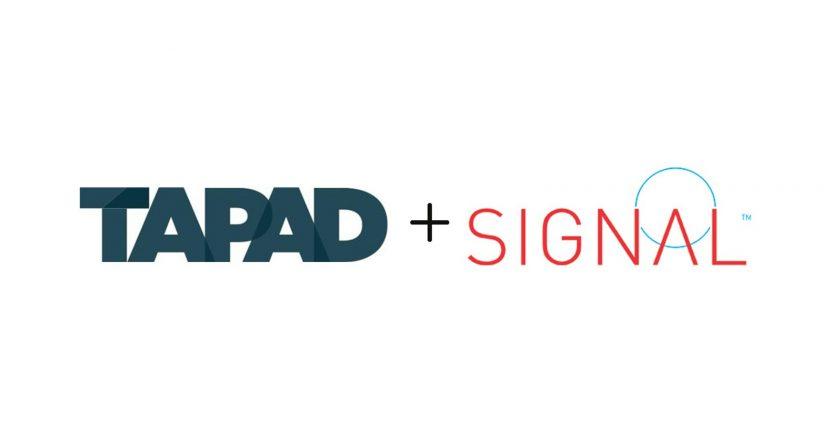 Tapad Signal partnership