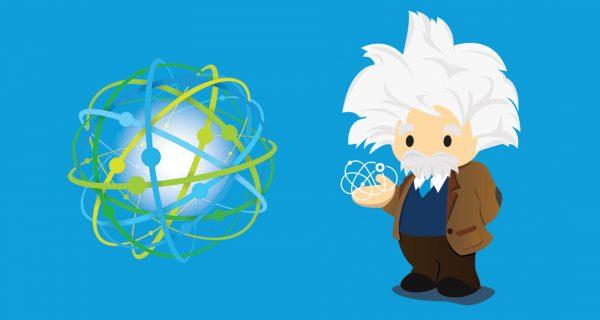 IBM Watson + Salesforce Einstein