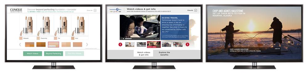 BrightLine Advanced TV Ads