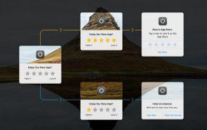 App reviews, leanplum, iOS 10.3