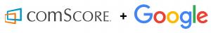comScore + Google Logo