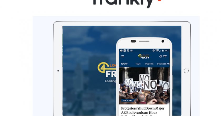 "Frankly Unveils a New Product ""Frankly Local"" With Vendasta; Also Announce Their First Joint Customer"