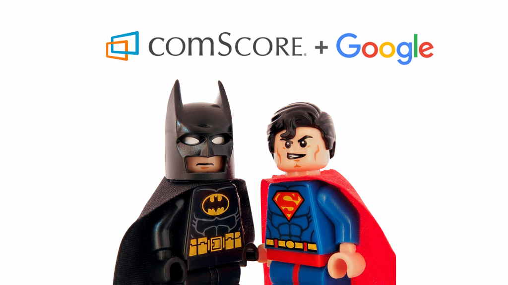 Google Selects comScore as a Partner to Provide Brand-Safe Ad Ecosystem on YouTube