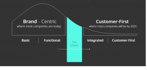 Customer-Centric vs Brand-Centric CXM via Sprinklr