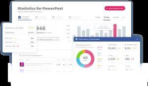Stats via PowerPost