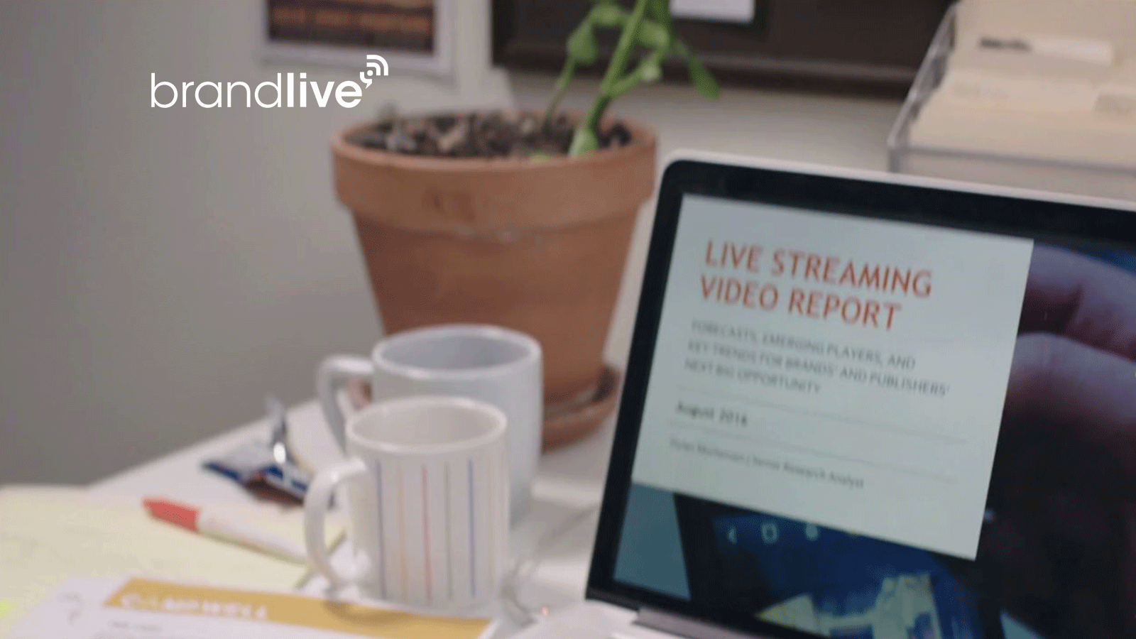 Brandlive Unveils New Version of Omni-channel Live Video Platform for Brands and Retailers