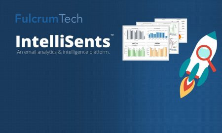FulcrumTech Launched IntelliSents, An Email Analytics Add-On for Real-Time Data Visualization