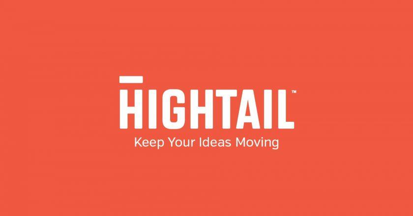 Hightail logo