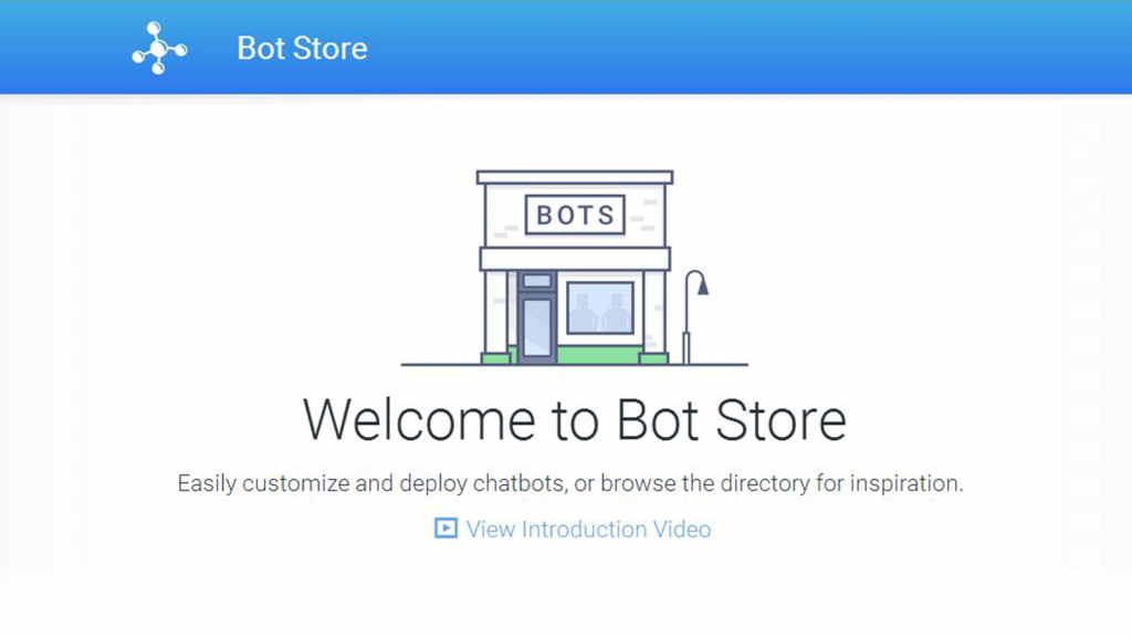 Motion AI Simplifies the Creation of Chatbots with Bot Store