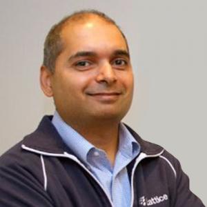 Shashi Upadhyay, CEO, Lattice Engines