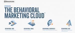 BounceX Behavioral Marketing Cloud
