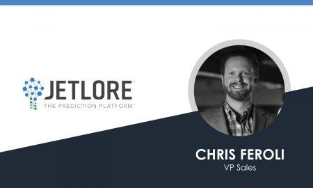 Jetlore Promotes Chris Feroli as VP of Sales to Meet Growing Customer Demand