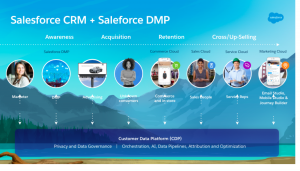 CRM + DMP for Customer Experience