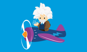 Salesforce's Einstein AI to Power Dell's Customer Interactions