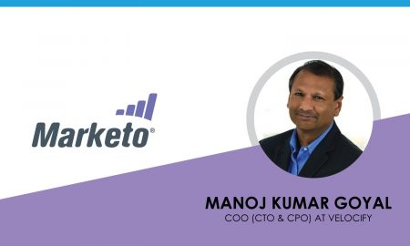Marketo Taps Manoj Goyal as Chief Product Officer