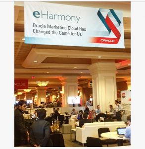 Oracle Banner via EHarmony