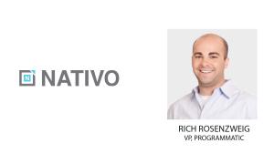 Nativo Taps Seasoned Pro Rich Rosenzweig as VP of Programmatic