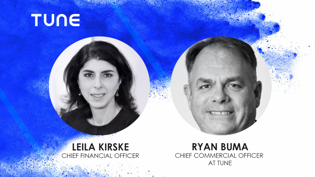 TUNE Taps Top Industry Executives for Next Phase of Growth