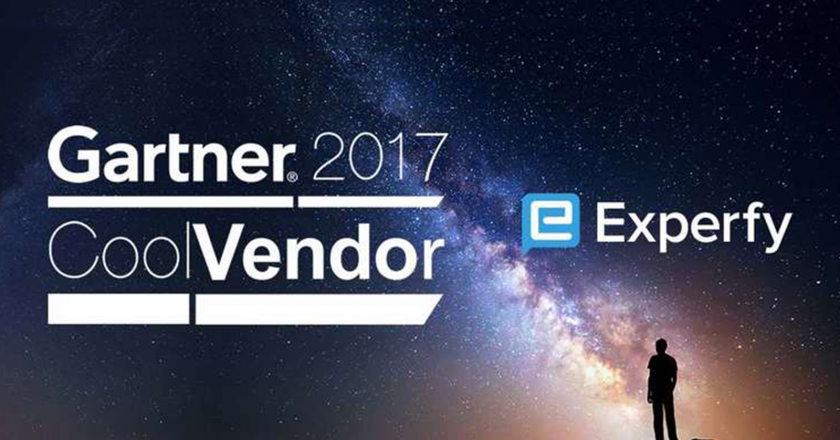 Experfy is Gartner's 'Cool Vendor' for Data Science and Machine Learning