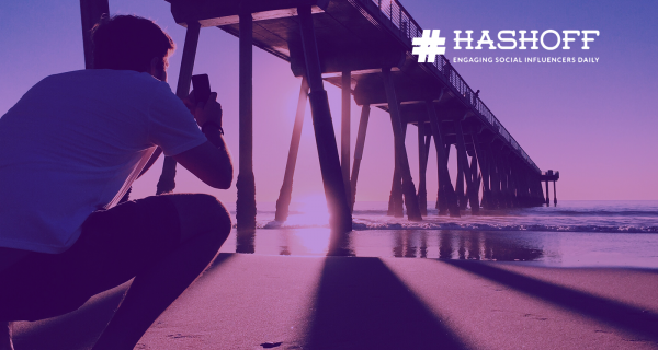 Influencer Site #HASHOFF Partners with Kinetic Social